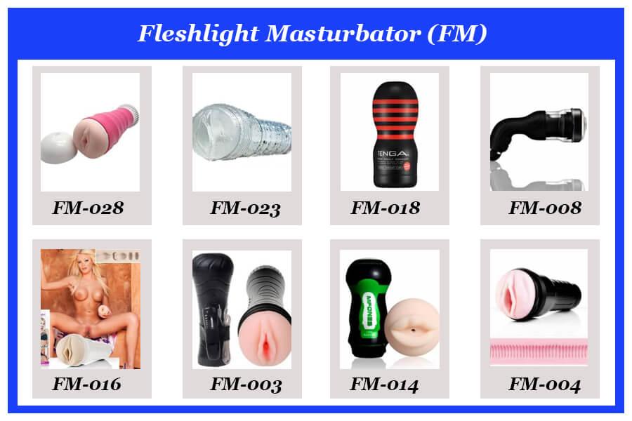 Product Catalog Fleshlight Masturbator
